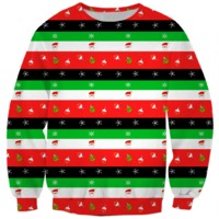 Visions Of Christmas Kids Sweatshirt $54.95