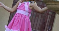 Cinderelly dress or short set perfect for by tinkerellacreations,