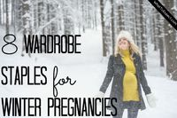 Stay comfy and look cute during a cold-weather pregnancy with this advice on which winter maternity clothes to shop for, which to skip, and which may already be in your closet