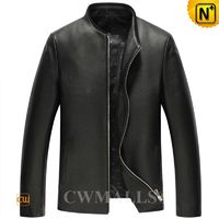 Haute Couture | Custom Made Mens Classics Leather Moto Jackets CW806046 | CWMALLS.COM