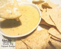 """Please note �€"""" this recipe was created several years ago �€"""" it's super delicious, but Qdoba has a different queso that they serve nowadays. How have I gone my who"""