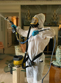 Contact us today to schedule a complete, thorough, and professional Mold Inspection including Lab Mold Tests. Our Professional Team provide you mold, fire and water remediation services. Visit us at https://www.environovusrestoration.com