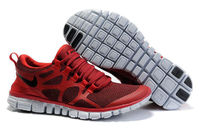 Womens Nike Free 3.0 V3 WineGym Red Running Shoe
