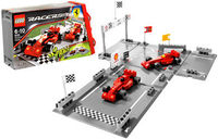 lego Racers - Tiny Turbo - Ferrari F1 8123 Unfold the box to make a cool race track for Ferrari Lego Racers! http://www.comparestoreprices.co.uk/creative-toys/lego-racers--tiny-turbo--ferrari-f1-8123.asp