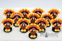 oreo cookie turkeys diy..this would be fun for the kids to do on thanksgiving