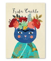 Look what I found on #zulily! 'Frida Catlho' Wall Art #zulilyfinds