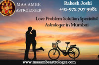 Love Problem Solution Specialist Astrologer in Mumbai is none other than Maa Ambe Astrologer Rakesh Joshi Ji. He solves the Differents Problems of many People in Mumbai. If you think you have such a problem that is not easily solved then just contact Rake...