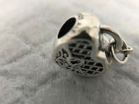 Pandora Charms Love You Lock Charm Bead NEW, Authentic $60.00