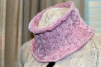 Sweetheart Neck Warmer by Judith Quinton