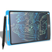 10inch Colorful LCD Writing Tablet Children's Drawing Tablet Painting Doodle Board Office Toys