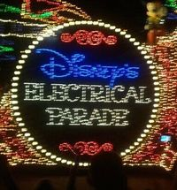 Walt Disney World Electrical Parade!!! (this reminds me of the way it was in like the 80s/90s)