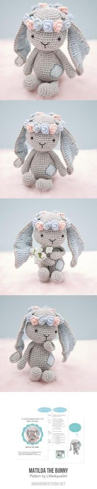 Ravelry: Harriet the Pegasus pattern by Little Aqua Girl | 1008x200