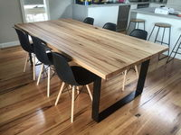 Victorian Ash Dining Table