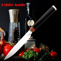 Utility Knife Kitchen Knives Cooking tools Tomato knife $47.50