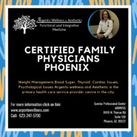 Argento Wellness and Aesthetic Certified Family Physicians Phoenix offer bioidentical hormone therapy to reduce your symptoms and restore hormone levels.Schedule an appointment over the phone or online to get started today. For more information click on ...