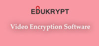 By using Video encryption software, you can easily encrypt your videos. Technology makes very easy process to deliver the lectures, but there are some risk which can create unauthorized uses for your lecture videos or tutorials. If you want to purchase vi...