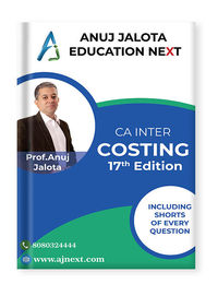 Ajnext Classes for CA Inter Costing - Best CA Inter Costing Classes in India  https://ajnext.com/ca-inter-costing/