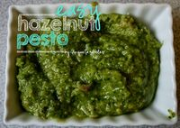Easy Hazelnut Pesto