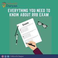 Planning to appear for the next RRB examination but dont know anything about it ?Don't worry we are here with everything you should know about the exam. 