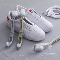 Double headed Shoes Brush Shoe Cleaning White Shoe $12.93