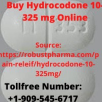 Hydrocodone 10-325 mg +1-909-545-6717 is a combination medicine made by combining Hydrocodone an opioid pain reliever and acetaminophen a non-opioid pain reliever. It is used to get relief from moderate to severe pain.