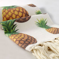 New Trend is Tropical Designs at https://turkishtowelstore. com