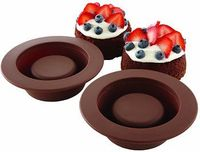 Silicone Brownie Bowls
