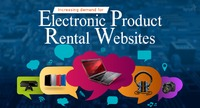 Increasing Demand for Electronic Product Rental Websites