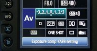 Best camera settings for aviation photography: aperture priority mode