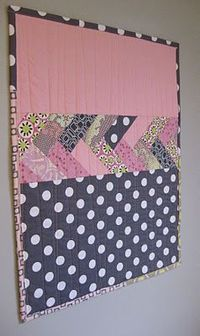 "One Session Stroller Quilt from ""Sew This Is My Life"""