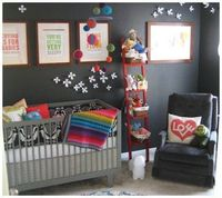 Year in Review: The 10 Biggest Nursery Trends of 2012 | Photo Gallery - Yahoo! Shine. Nursery room trend for 2012 is dark walls. Do you agree?