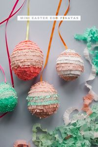20+ spring decor ideas to craft, lots of pretty spring project ideas!