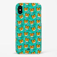 Tigers in the Bush Hard Case Phone Cover from Myxtur