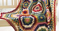 Comparing Crochet Vintage Cotton Throw Afghans and Crochet Afghan Patterns