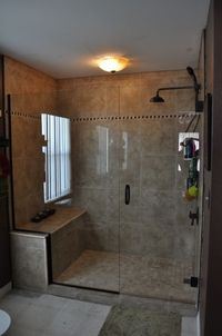 Tub to shower conversion - Designs - Decorating Ideas - HGTV Rate My Space