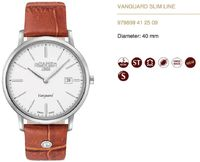 ROAMER NEW COLLECTION MOD. VANGUARD SLIM LINE 979809 $282.19