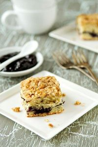 Post image for Simple Lemon-Blueberry Coffee Cake