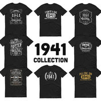 1941 Birthday Gift, Vintage Born in 1941 t-shirt for men, 79th Birthday , Made in 1941 T-shirt, 79 Year Old Birthday Shirt - 1941 Collection $19.99