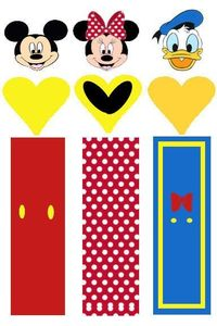 Disney Character Templates | Disney Character Nuggets - The DIS Discussion Forums - DISboards.com