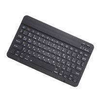 Universal Russian Wireless bluetooth Keyboard for iOS Android Windows Tablet PC