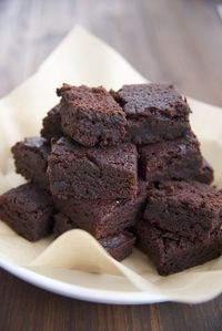 "Traditional Brownies. �€"" Nom Yourself"
