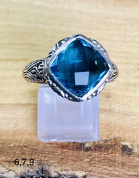 The Charming in Blue $92.00
