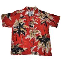 Breeze (Boy's Shirt) - Red