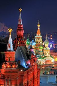 Red Square, Moscow | Russia (by b80399)