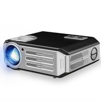 Rigal RD817 LCD Projector Android WiFi Full HD 1080P LED Projector 3500 Lumens TV Video HDMI 3D