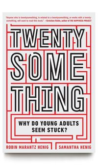 Twenty Something by Devin Washburn