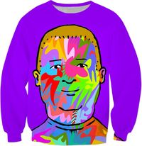 King Of The Chill Sweatshirt $75.00