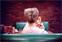 """""""Untitled, n.d,"""" from the Alamos series. William Eggleston"""