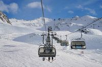 """Well as we know, the snow in Obergurgl�€""""Hochgurgl (aka the Diamond of the Alps) and Sölden is wonderfully reliable. And the new �–tztal Super Ski Pass covers 356 kilometres of slopes served by 90 mountain lifts in six ski areas ..."""