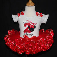 minnie mouse birthday outfit oh twodles I'm two minnie mouse 2nd birthday minnie mouse outfit oh toodles red minnie mouse I'm twodles dress $42.95